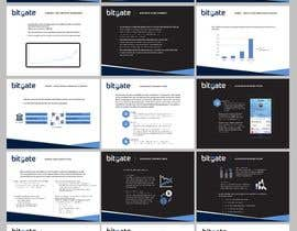 #15 for Design a Powerpoint Presentation for BitGate by jesusrojas452