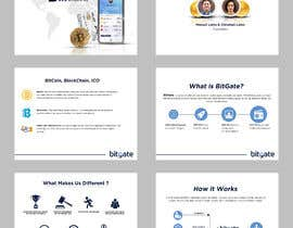 #31 for Design a Powerpoint Presentation for BitGate by ephdesign13