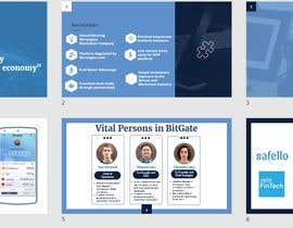 #37 for Design a Powerpoint Presentation for BitGate by Tchoo14