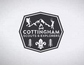 #44 for Design a Logo for a Scout unit by logodesign24