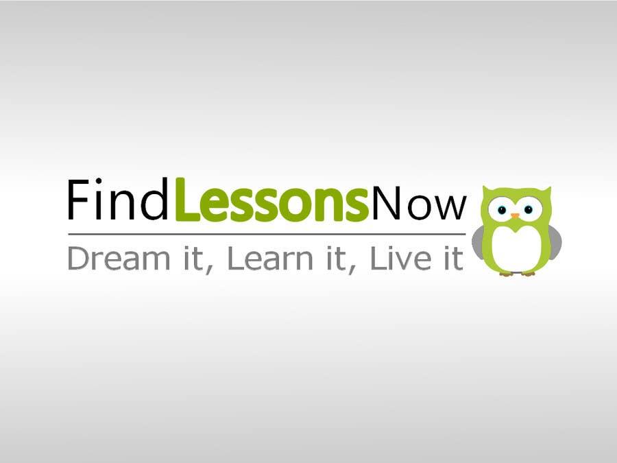 Bài tham dự cuộc thi #77 cho Logo Design for FindLessonsNow/ FindClassesNow