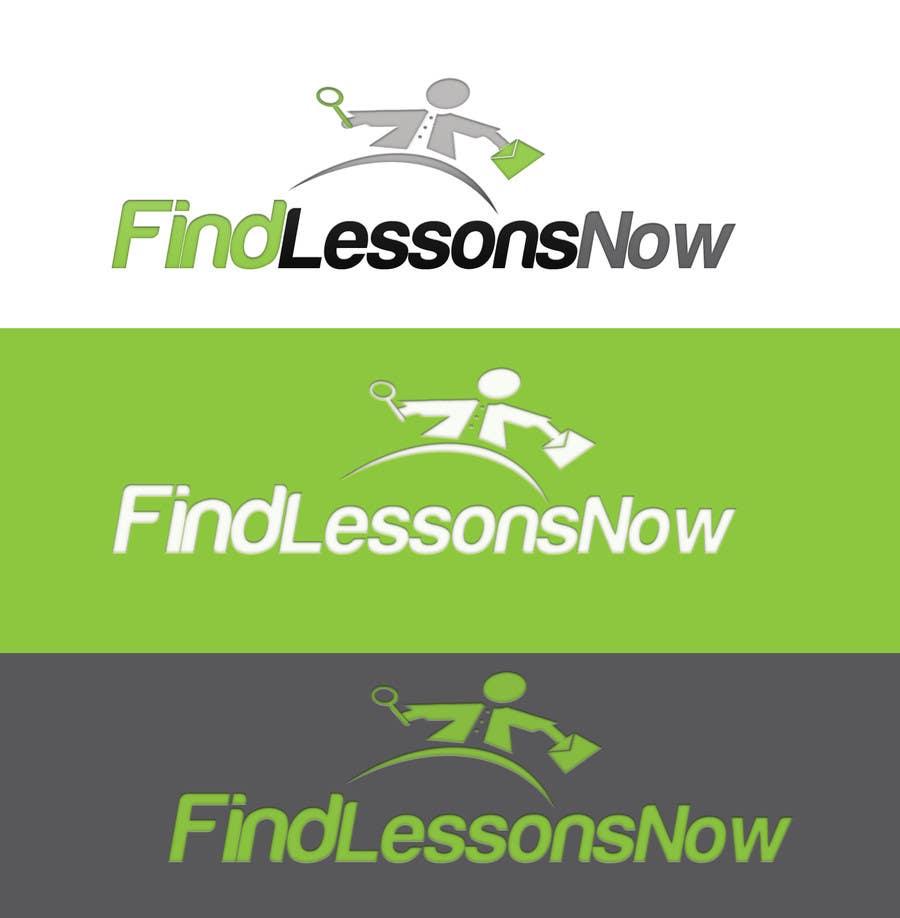 Bài tham dự cuộc thi #234 cho Logo Design for FindLessonsNow/ FindClassesNow