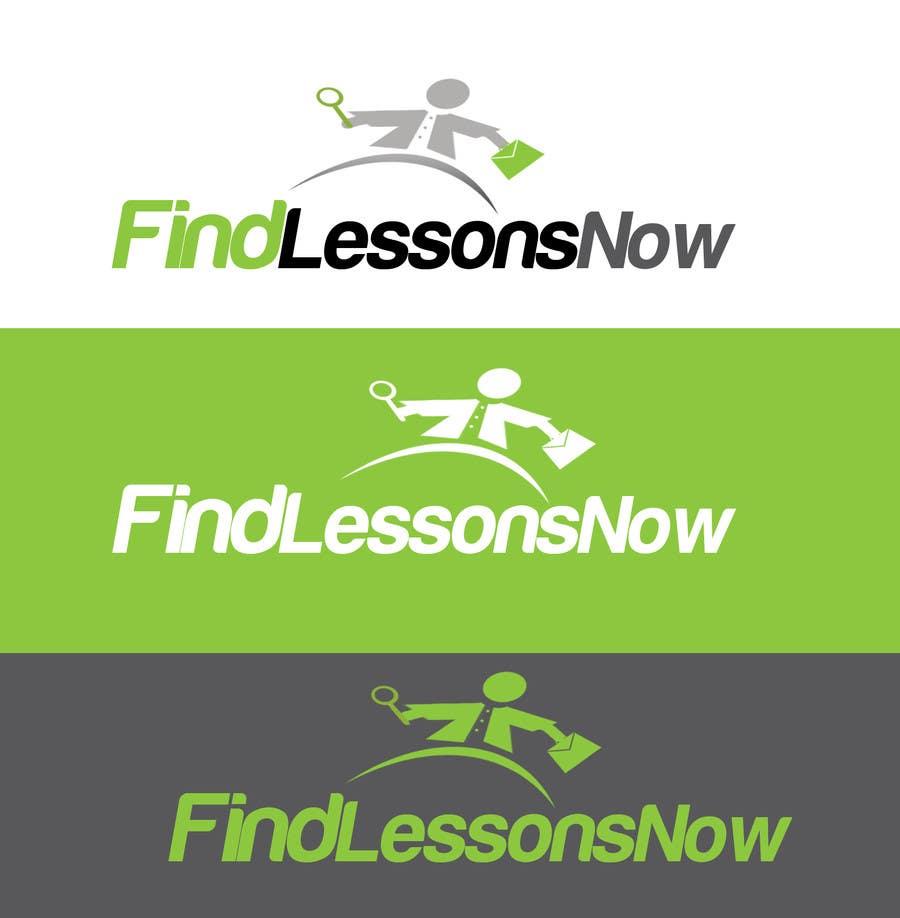 Bài tham dự cuộc thi #233 cho Logo Design for FindLessonsNow/ FindClassesNow