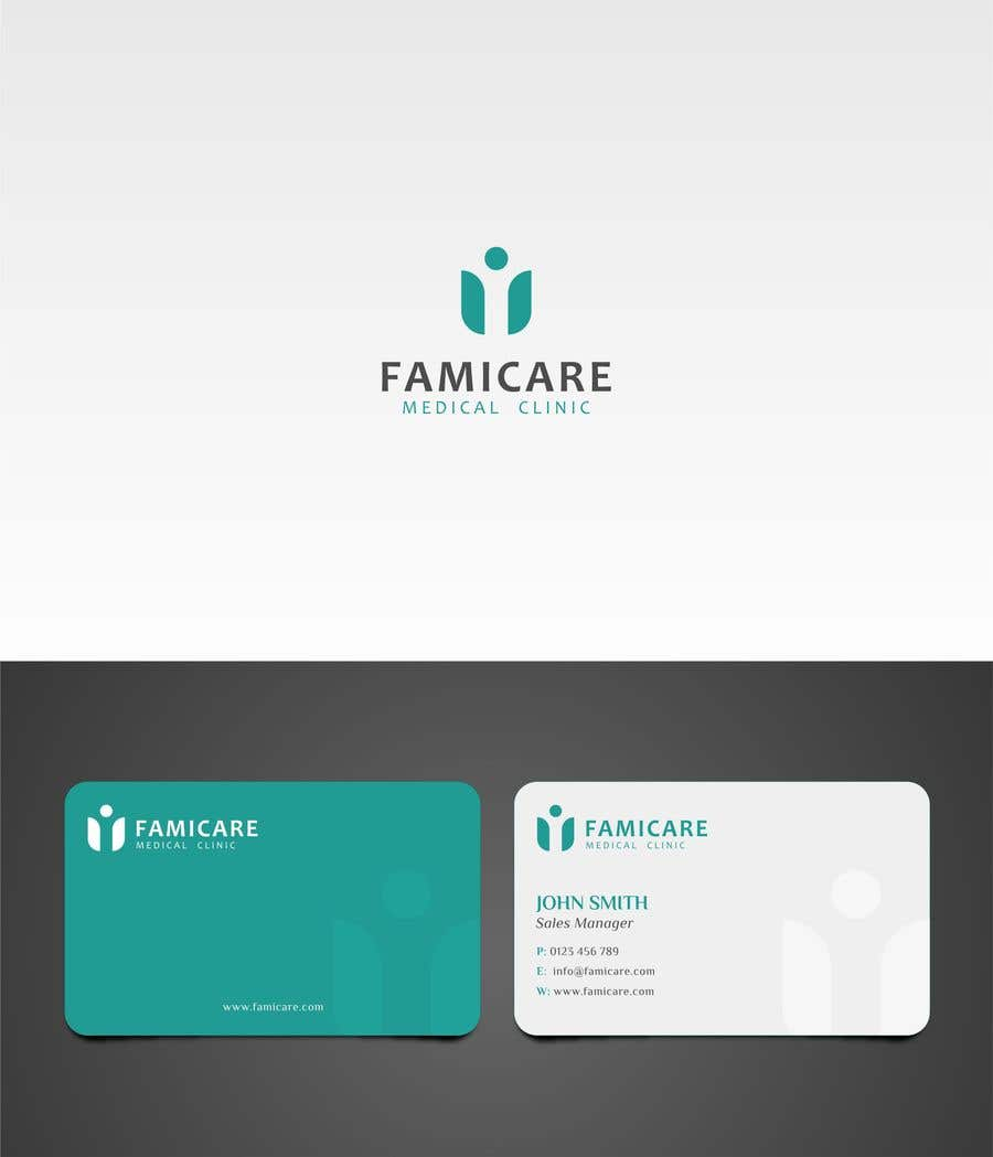 Contest Entry #31 for Medical Clinic logo and favicon