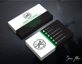 #7 for Clean modern business card design by JewelTheDesigner