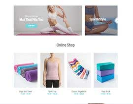 #19 for Design Icelandic Yoga Webpage by cgp94081