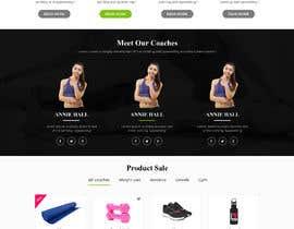 #10 for Design Icelandic Yoga Webpage by xprtdesigner