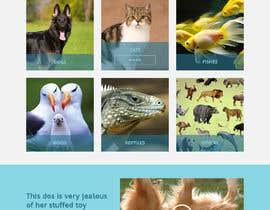 #7 untuk Design a Website Mockup oleh Zeeshanfarooqi