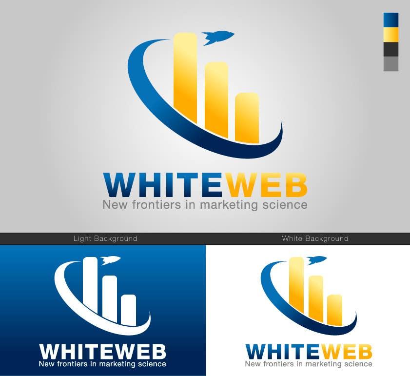 Bài tham dự cuộc thi #                                        14                                      cho                                         Design a Logo for Whiteweb
