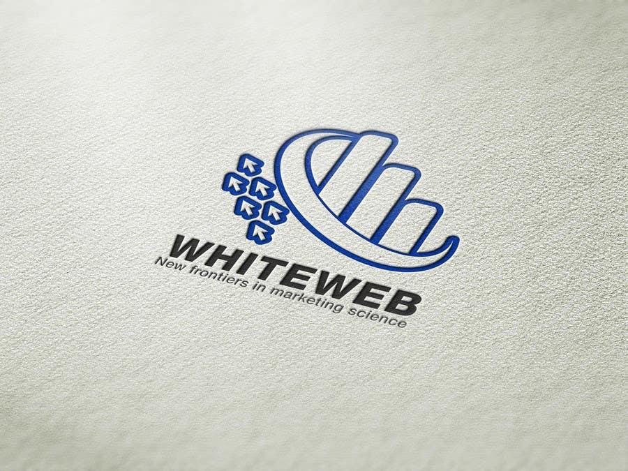 Bài tham dự cuộc thi #                                        100                                      cho                                         Design a Logo for Whiteweb