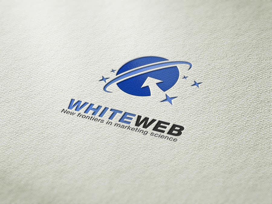 Bài tham dự cuộc thi #                                        151                                      cho                                         Design a Logo for Whiteweb