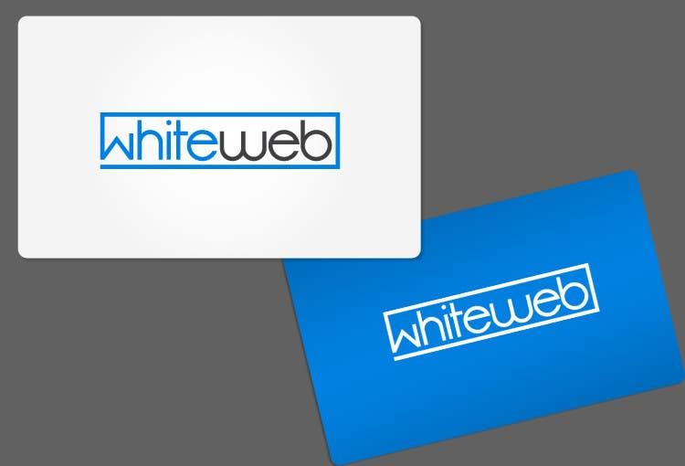 Bài tham dự cuộc thi #                                        175                                      cho                                         Design a Logo for Whiteweb