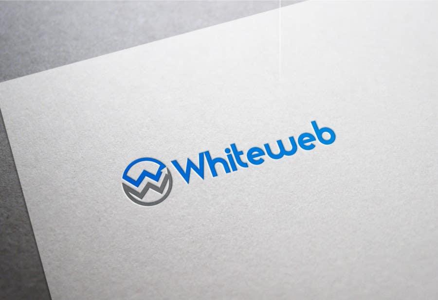 Bài tham dự cuộc thi #                                        85                                      cho                                         Design a Logo for Whiteweb