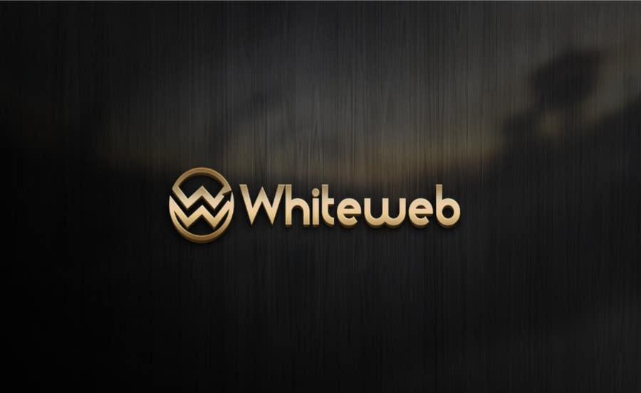 Bài tham dự cuộc thi #                                        87                                      cho                                         Design a Logo for Whiteweb