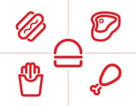 #19 cho Design some Icons bởi HamdiRejeb