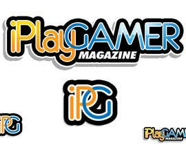#107 for Logo Design for iPlay Gamer Magazine af rogeliobello