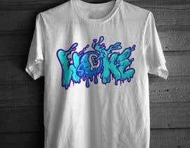 nº 75 pour Woke Eye Ball T- Shirt par dgpaolacastaneda