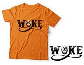 nº 78 pour Woke Eye Ball T- Shirt par Sarowar1812