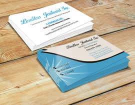 #39 Design some Business Cards részére limamallik által