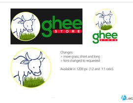 #32 for Design a new Logo for my online store that sells organic edible oils & ghee by urbandavao