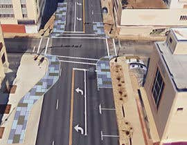 #6 for Mockup Lane Diet for Downtown by CCEARC