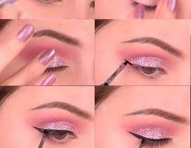 Nro 5 kilpailuun Tutorial on How to Apply Makeup Using the Latest Trends käyttäjältä miroxi