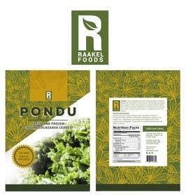 Image of                             logo and food packaging desing