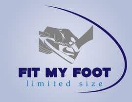 Nro 22 kilpailuun Logo design for online sneakers shop - Fit my foot käyttäjältä alaa707