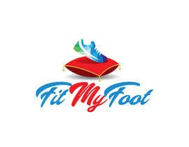#41 cho Logo design for online sneakers shop - Fit my foot bởi AhmadSaees2018