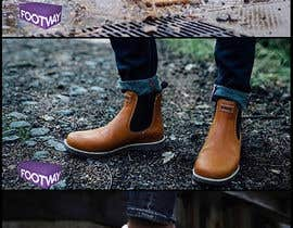 #51 untuk Find and produce shoe images for Facebook and Google Ads oleh creativeRussell