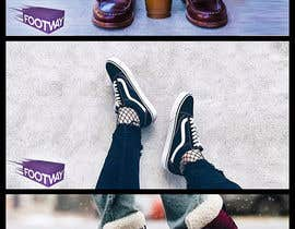 #55 untuk Find and produce shoe images for Facebook and Google Ads oleh creativeRussell