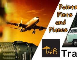 Nro 37 kilpailuun Design a header/banner and site icon for my travel blog käyttäjältä tipu19742003