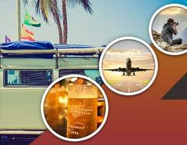 Nro 11 kilpailuun Design a header/banner and site icon for my travel blog käyttäjältä masudhridoy
