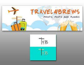 #91 for Design a header/banner and site icon for my travel blog by PixelPalace
