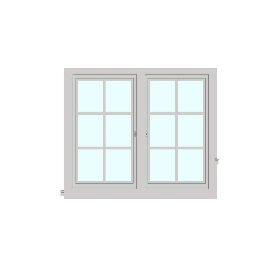 Příspěvek č. 2 do soutěže Design Windows/Doors/Patios Images/Vector Clip Art