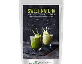 #51 untuk Sweet Matcha Label oleh naveen14198600