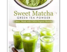 #115 untuk Sweet Matcha Label oleh naveen14198600