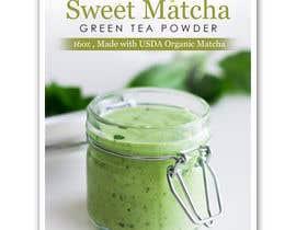 #117 untuk Sweet Matcha Label oleh naveen14198600