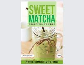 #39 untuk Sweet Matcha Label oleh Yusri94
