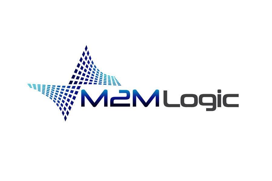 Bài tham dự cuộc thi #                                        556                                      cho                                         Logo Design for M2M Logic Pty Ltd