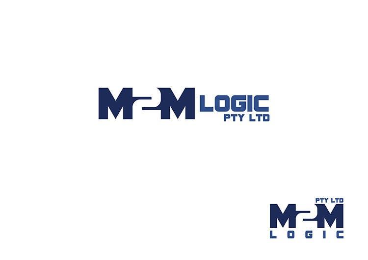 Bài tham dự cuộc thi #                                        539                                      cho                                         Logo Design for M2M Logic Pty Ltd