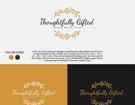 #87 for Design a Logo for Ecommerce Gift Boutique-More jobs to come after this! by Haidderr