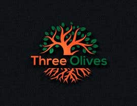 #141 for Logo for olives, guest house and catering business by SheponHossain