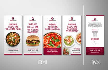 Image of                             Design a Flyer for a Food Delive...