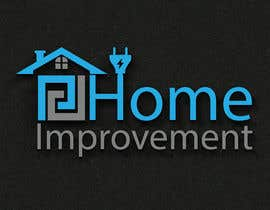 #59 for Logo Design Home Improvement af mdrijbulhasangra