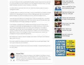 #11 untuk Niche newspaper Wordpress theme changes/creation oleh bootstrapjet