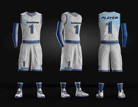 Nro 68 kilpailuun Design Basketball Jersey käyttäjältä joselgarciaf1