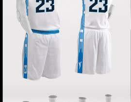 Nro 116 kilpailuun Design Basketball Jersey käyttäjältä EdgarxTrejo