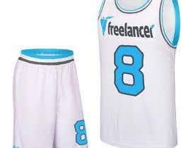 Nro 156 kilpailuun Design Basketball Jersey käyttäjältä creativeRussell