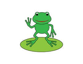 #24 untuk Create cartoon frog character for children's book oleh robertussidharta
